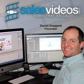 Sales Video Developer David Doggett